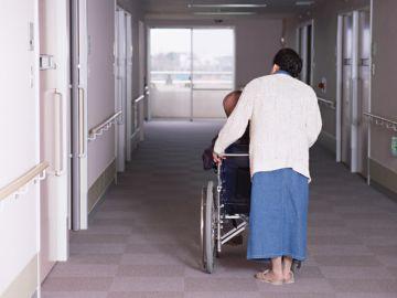 稲沢老人保健施設/第1憩の泉