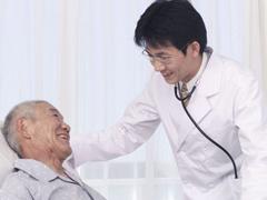 在宅医療の画像