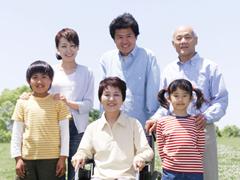 遠距離介護・老老介護を支えるの画像