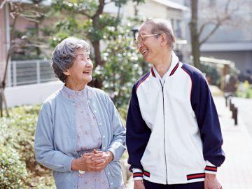 住宅型有料老人ホーム/茶の間